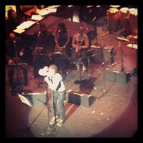 Glen Hansard ~ tribute to Levon Helm!